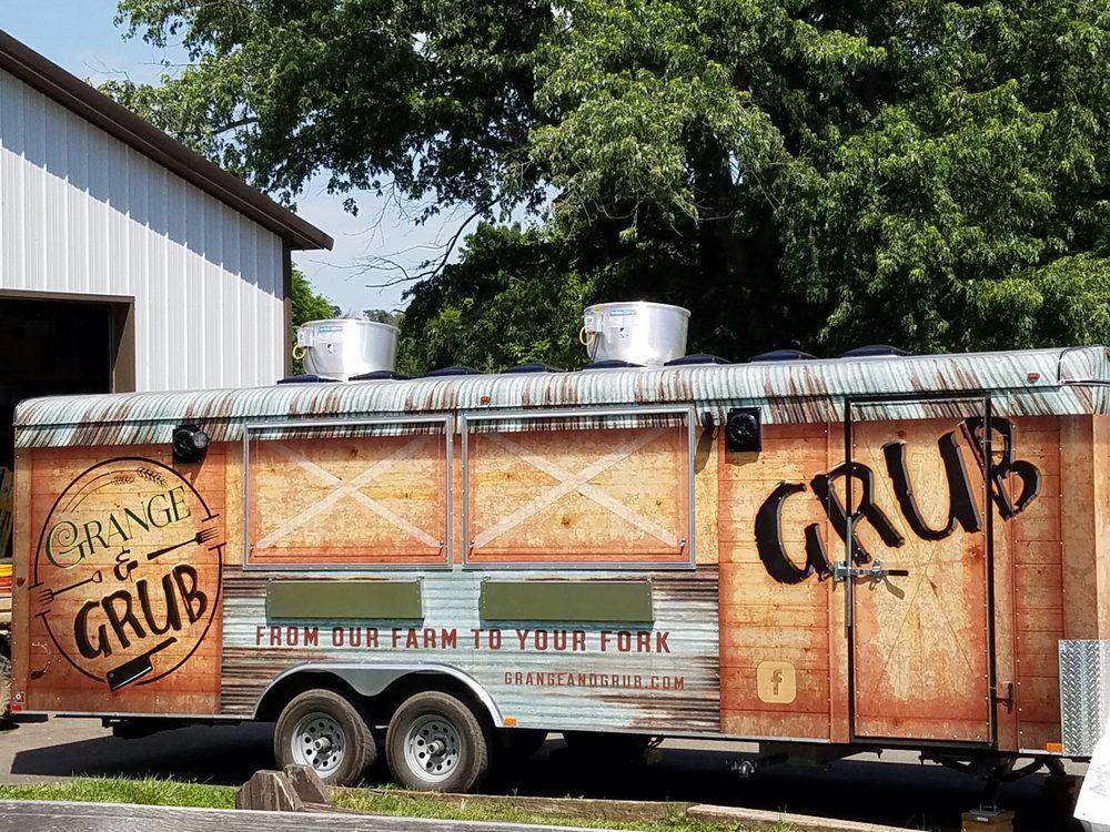 Grange & Grub: 14809 Purcellville Rd, Purcellville, VA