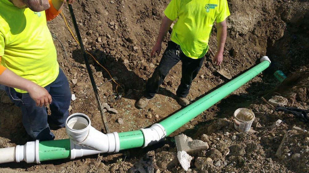 Plumbing & Drain Professionals: 153 Cedar St, Reynoldsburg, OH