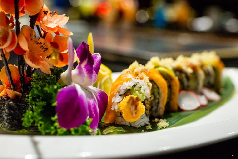 Miyako Japanese Sushi & Steakhouse: 108 S Point Blvd, McDonough, GA
