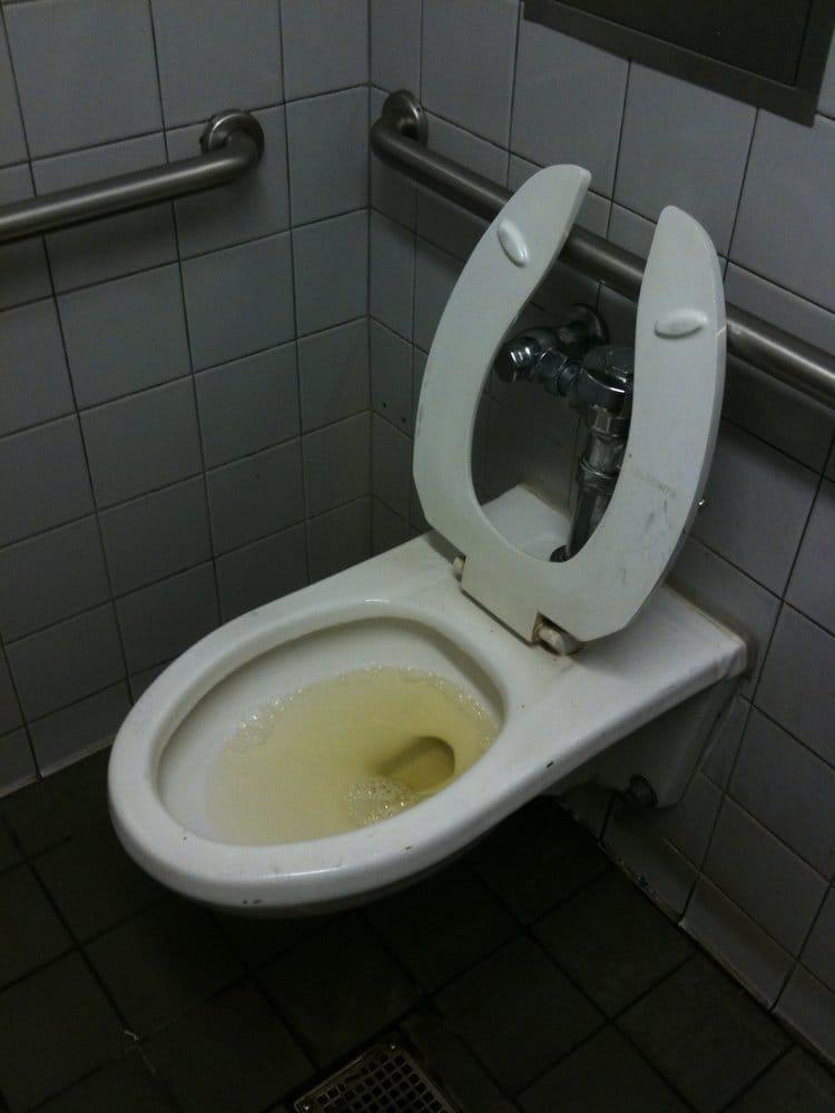 Wc Bart Bathroom Men 39 S Unfortunate Yelp