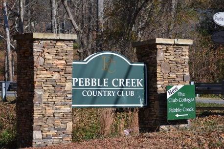 Pebble Creek Country Club: 101 Pebble Creek Dr, Taylors, SC