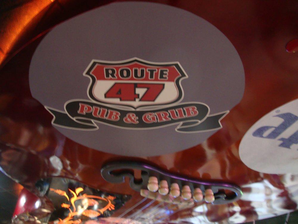 Route 47 Pub & Grub: 7820 University Ave NE, Fridley, MN