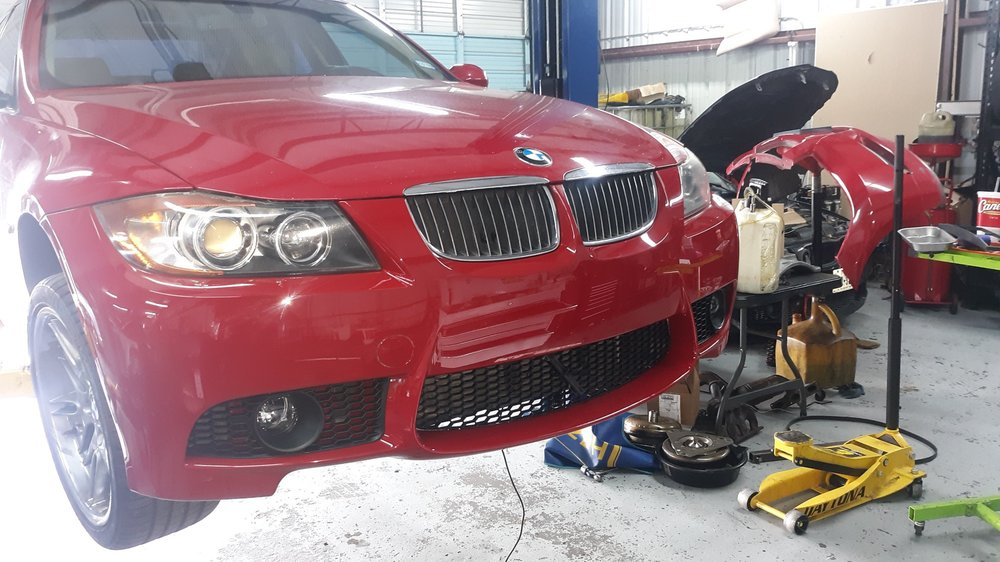 Borderland Euro Auto Repair