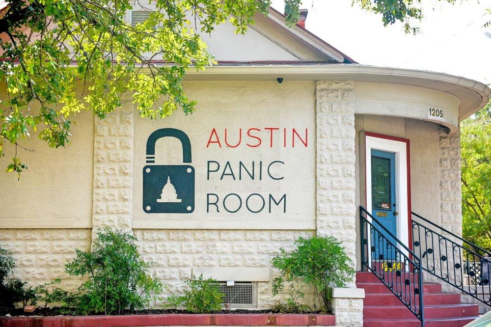Social Spots from Austin Panic Room