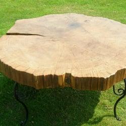 Photo Of Unique Wild Wood Furniture Kent United Kingdom English Oak