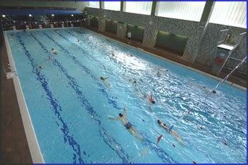 University Of Bristol Swimming Pool Swimming Pools Queens Road Bristol United Kingdom