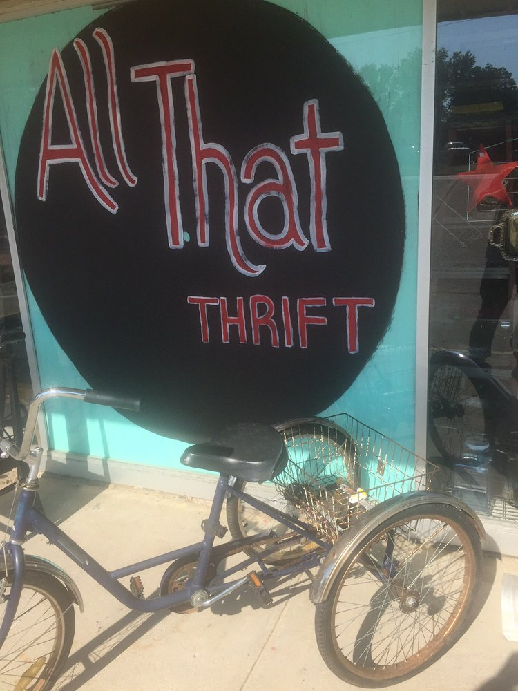 All That Thrift: 1300 S Main St, Sapulpa, OK