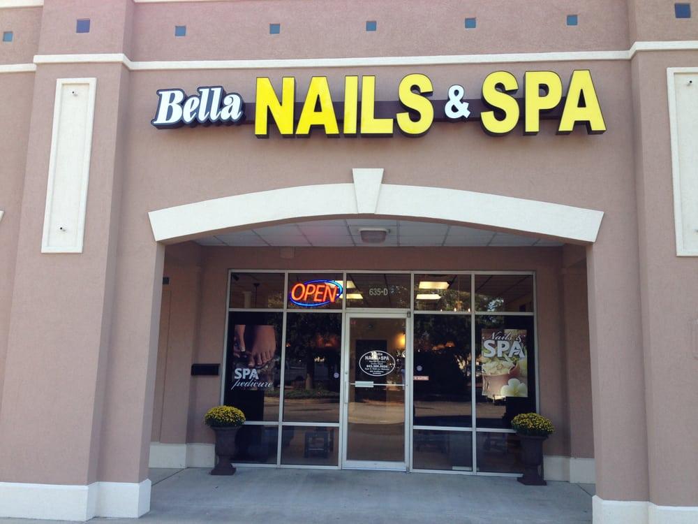 Bella Nails & Spa: 635 S 5th St, Hartsville, SC