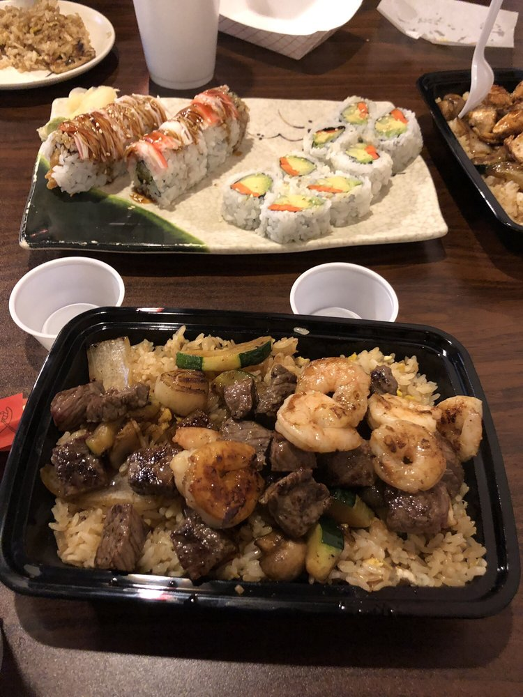 Shinrai Japanese Bistro: 120 E Fm 544, Murphy, TX