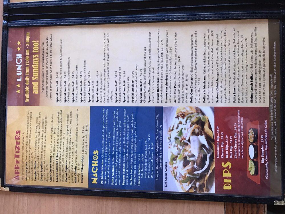 El Ranchero Mexican Restaurant: 1759 South Green St, Henderson, KY