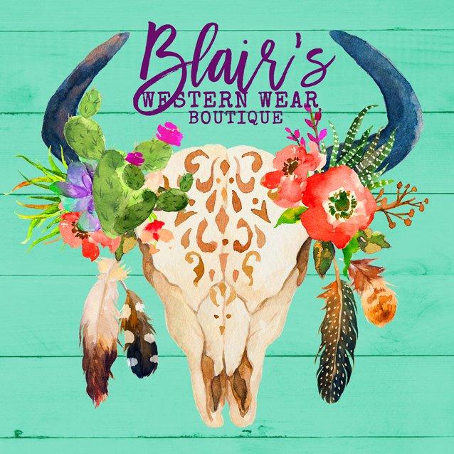 Blair's Western Wear & Boutique: 2501 US Hwy 281, Marble Falls, TX