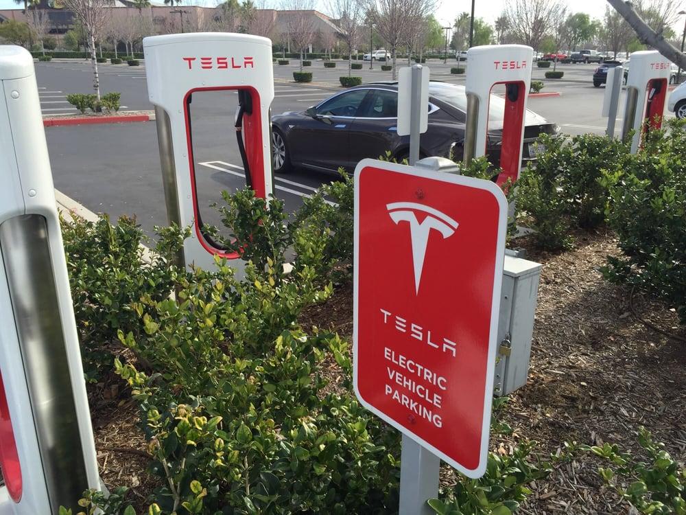 Tesla Supercharger Ev Charging Stations 12642 Cultural