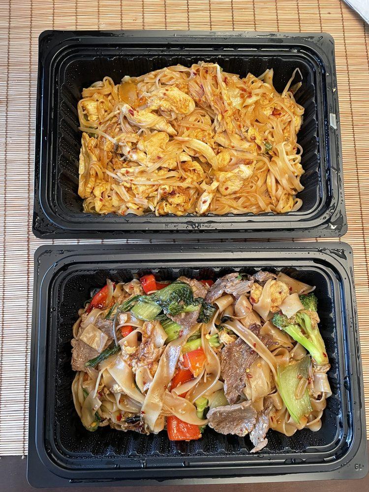 Tuptim Thai Restaurant: 2121 N Rock Rd, Wichita, KS