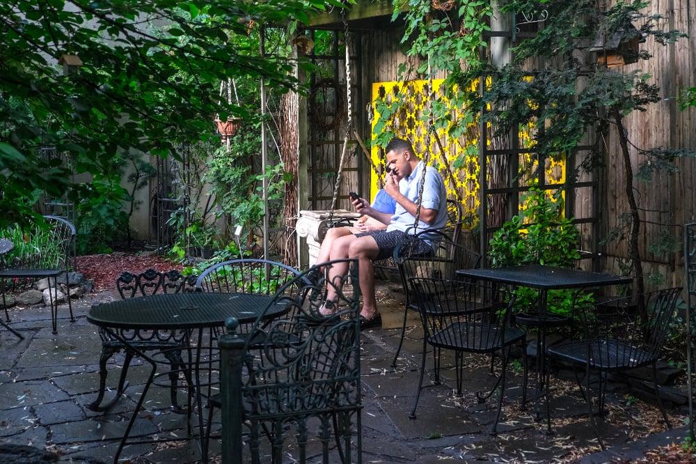 Creative Little Garden 99 Photos 29 Reviews Botanical Gardens 530 E 6th St East Village