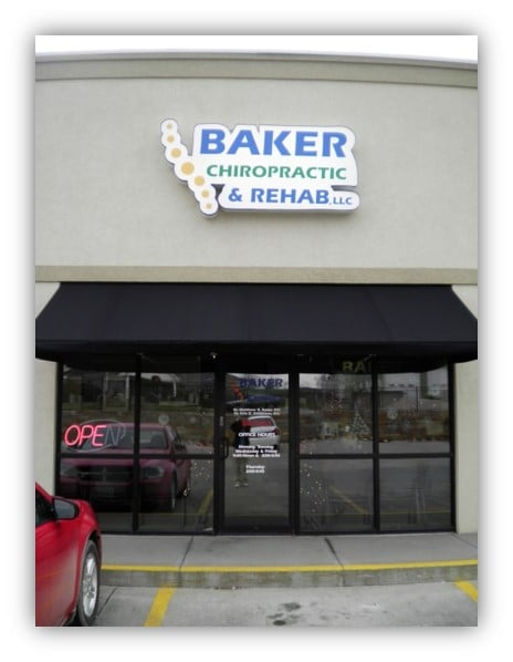 Baker Chiropractic and Rehab: Matthew Baker, D.C: 1010 S Main, Maryville, MO