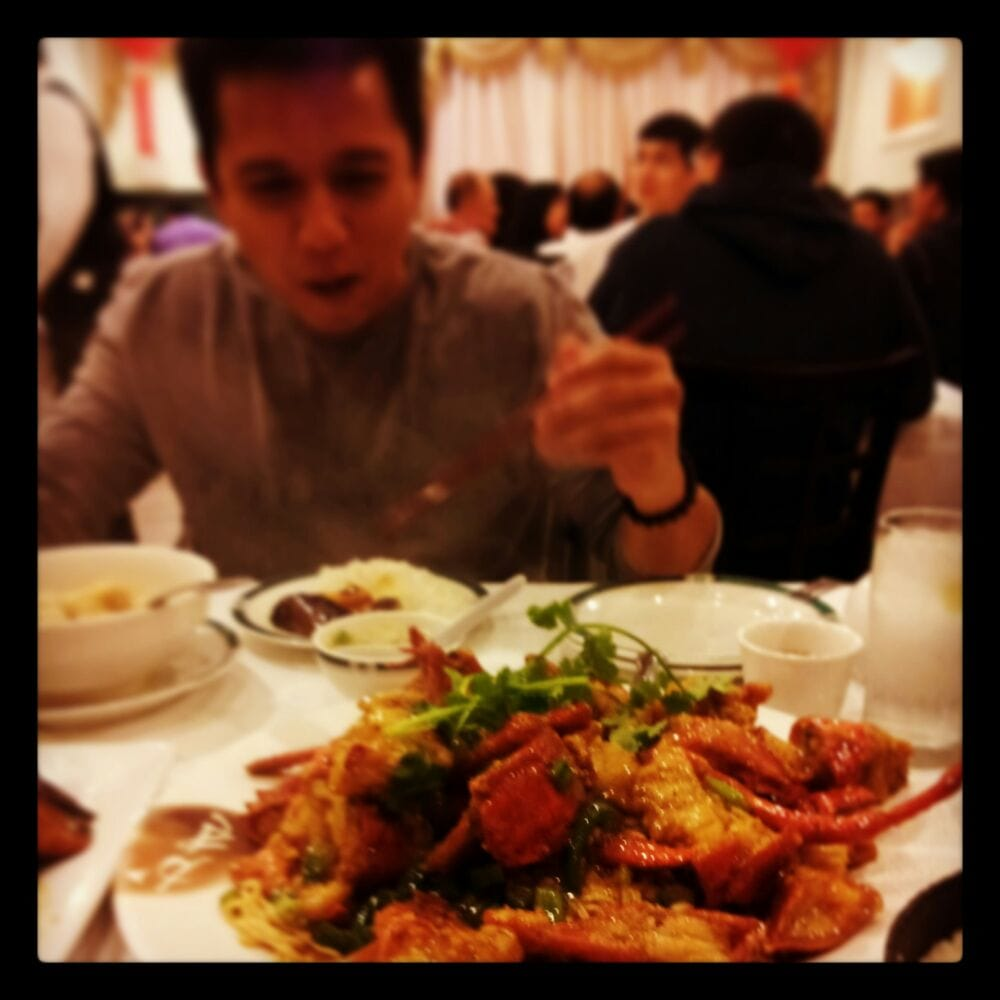 House Special Lobster w/ Yee Mein - Yelp