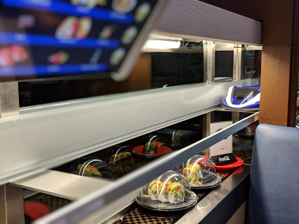 Revolving Sushi Factory: 2700 Town Center Dr, Kennesaw, GA
