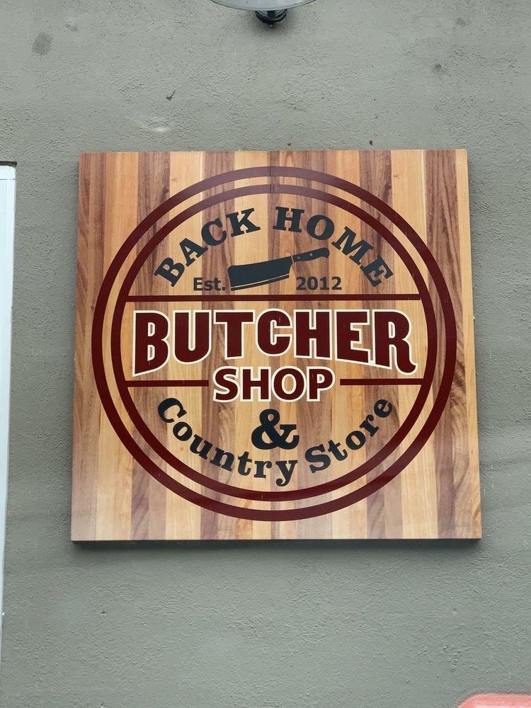 Back Home Butcher Shop: 520 Main St, Green Lane, PA
