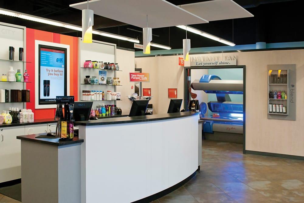 Sun Tan City: 41 Dallas Shopping Center Route 309, Dallas, PA