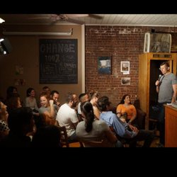The Living Room Comedy Show Comedy Club 326 6th St Park Slope