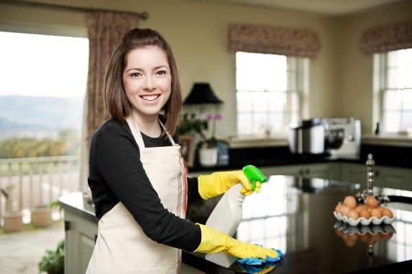 maid service Raleigh NC