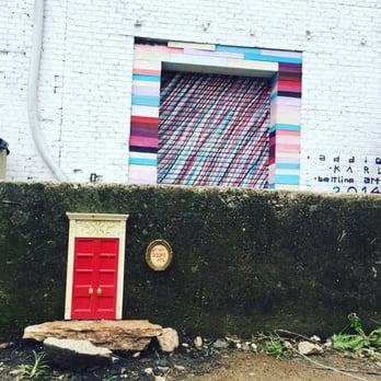 Merveilleux Photo Of Tiny Doors ATL   Atlanta, GA, United States. Outside Of Paris