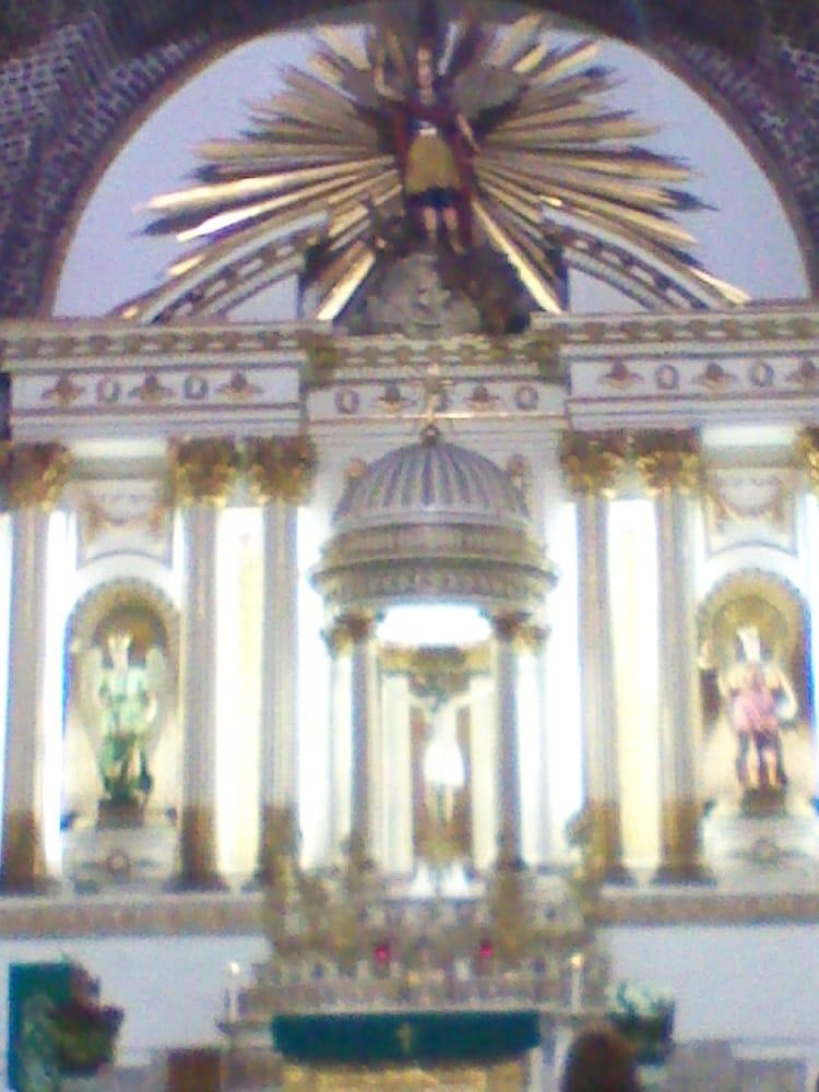 Parroquia De San Miguel Arc Ngel Iglesias Colonia