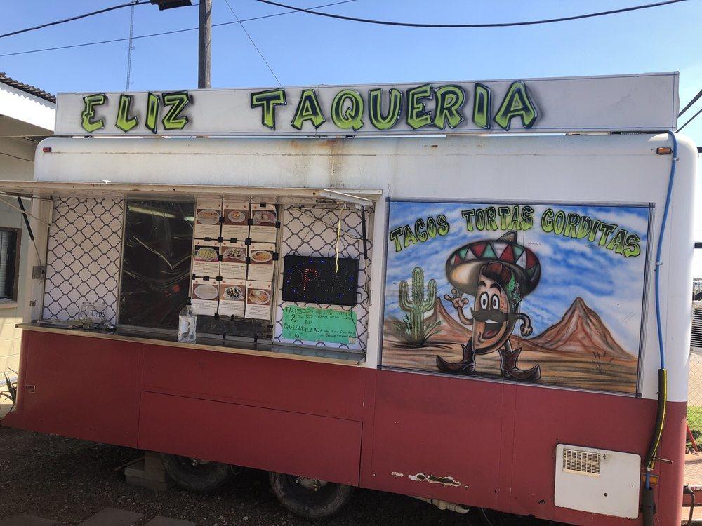 Eliz Taqueria: 8181 S 4th St, Crockett, TX