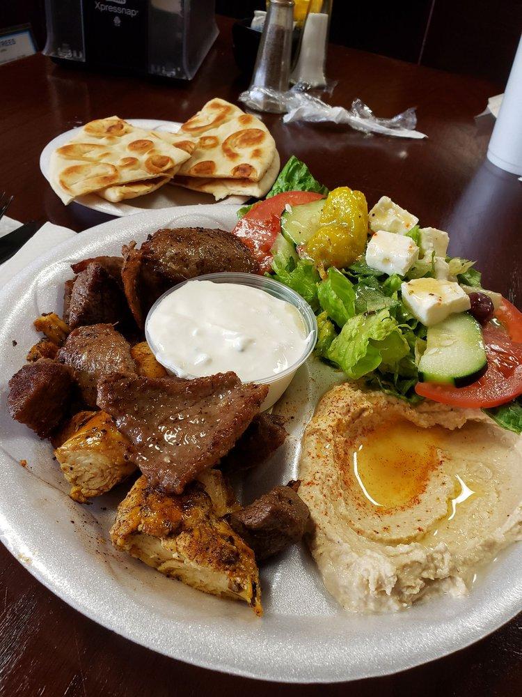 Caesars Mediterranean Grill: 1099 E Butler Rd, Greenville, SC