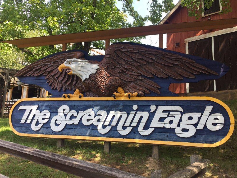 Screamin' Eagle: 4900 Six Flags Rd, Pacific, MO