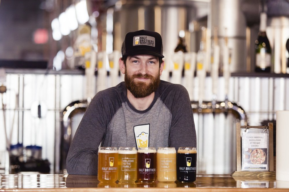 Half Brothers Brewing Company: 17 N Third St, Grand Forks, ND