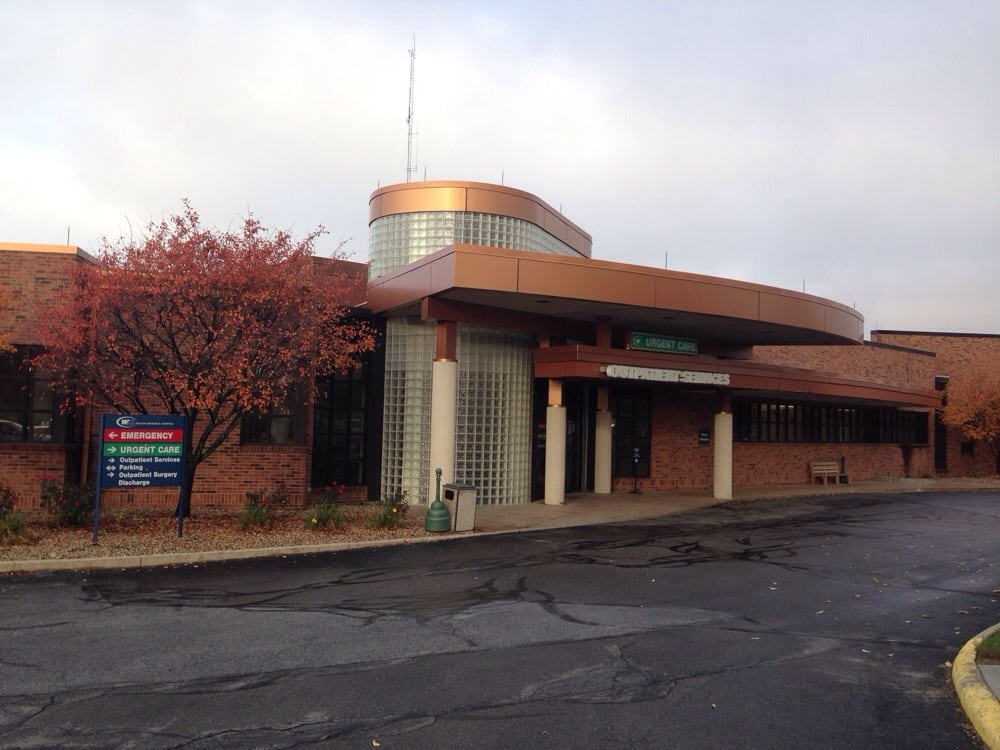 Wilson Memorial Hospital Physical Therapy: 915 Michigan St, Sidney, OH