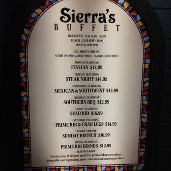 sierra s buffet 59 photos 43 reviews buffets 100 e pioneer rh yelp com