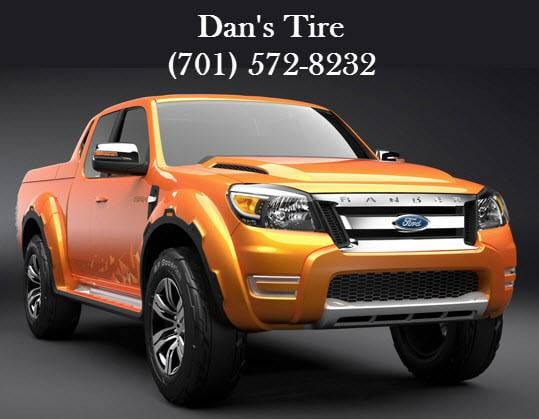 Dan's Tire: 5482 US 85, Williston, ND