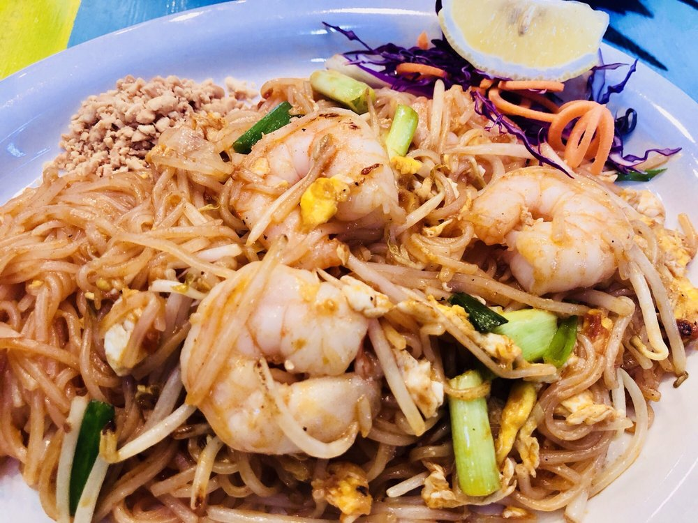 Food from Thai Hot
