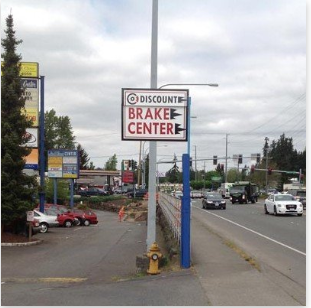 Discount Brake Center: 18012 Bothell Everett Hwy, Bothell, WA