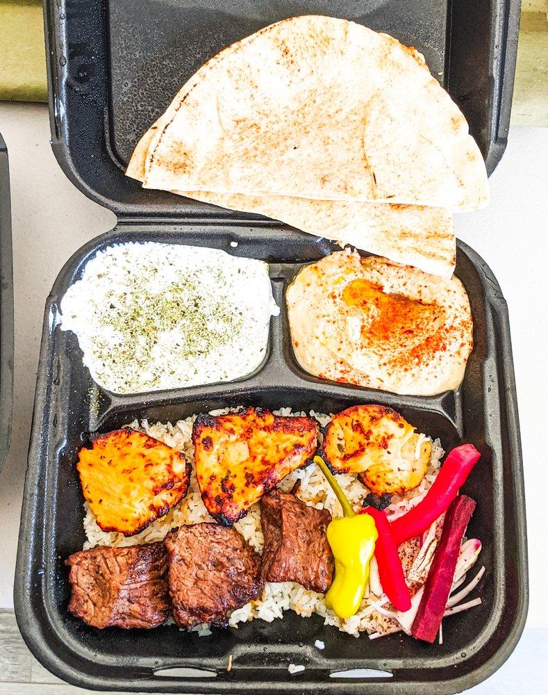 Food from Argo Mediterranean Grille