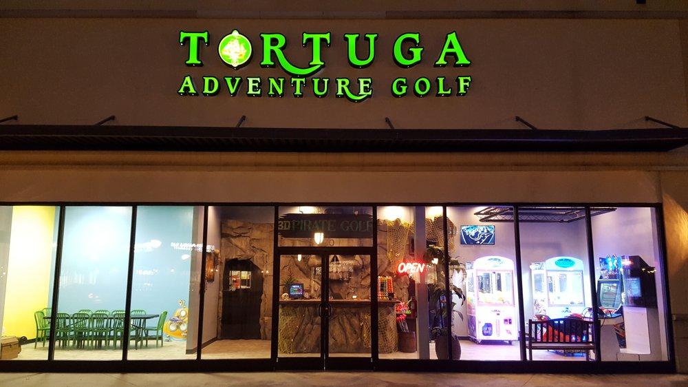 Tortuga Adventure Golf: 30500 State Highway 181, Spanish Fort, AL
