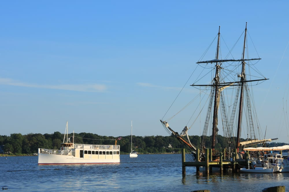 Chester River Packet Company: Chestertown, MD