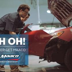 Maaco Collision Repair Auto Painting Mesa Az