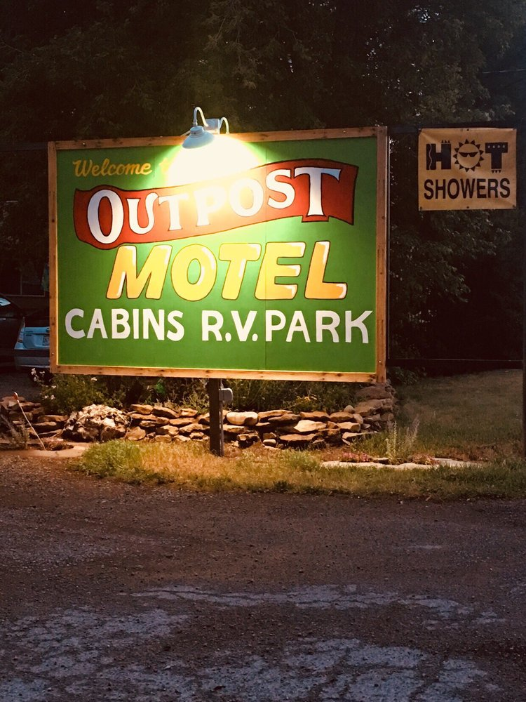 Outpost Motel, Cabins & RV Park: 1800 Central Ave, Dolores, CO