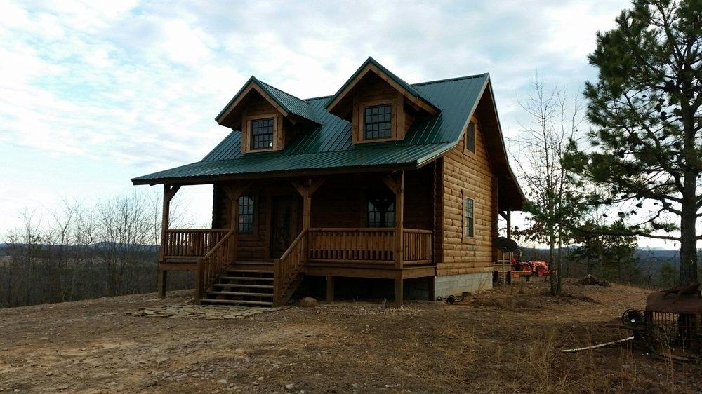 Diamond Ridge Cabins: 199 Gaze Ln, Mena, AR