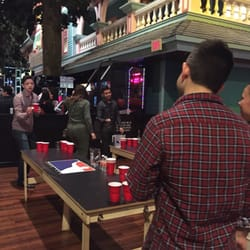 Beer pong atlantic city