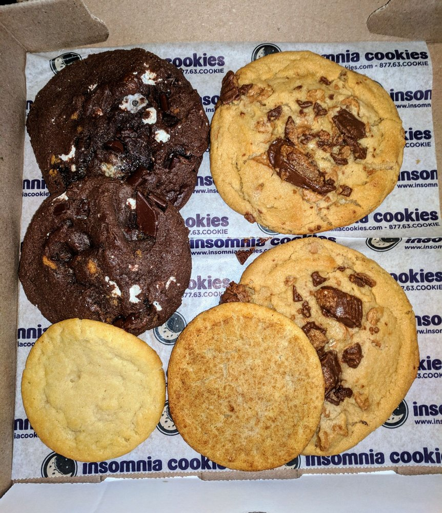 Insomnia Cookies - 14 Reviews - Bakeries - 1105 E 55th St, Hyde ...