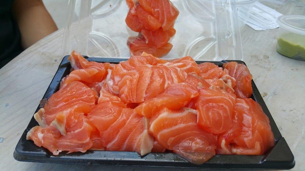 Salmon Sashimi Yelp
