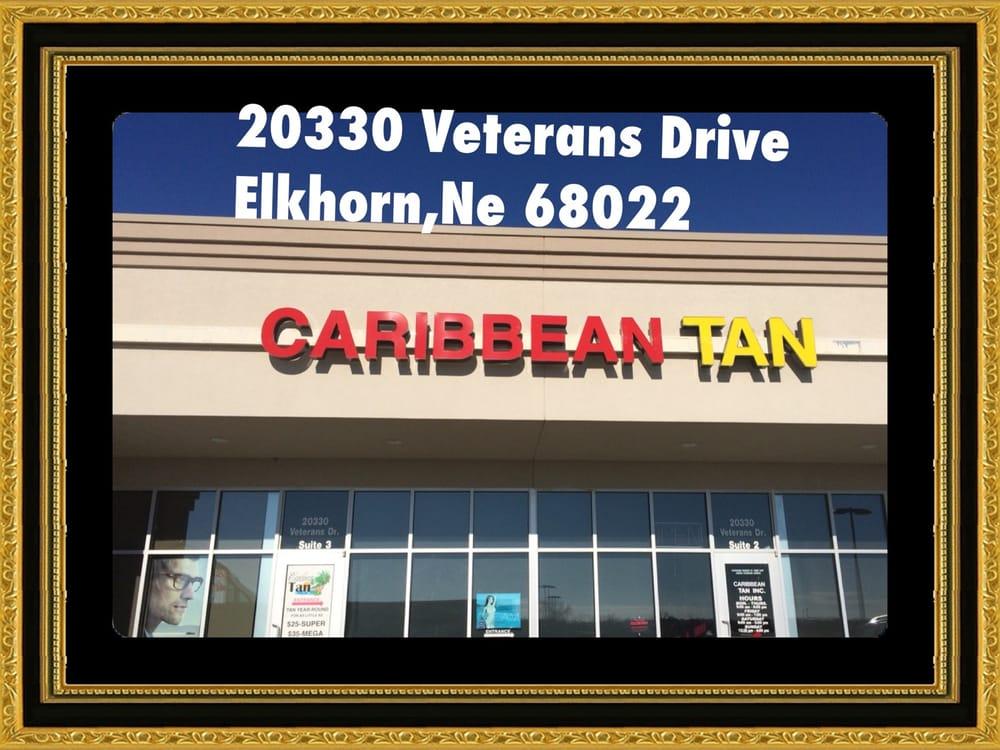 Caribbean Tan: 20330 Veterans Dr, Elkhorn, NE