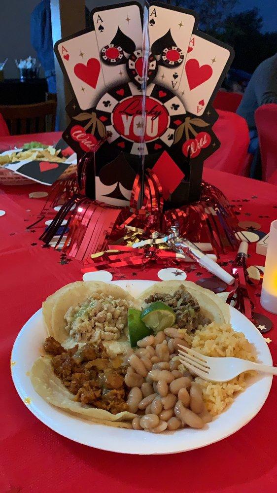 Tacos Romero: Adelanto, CA