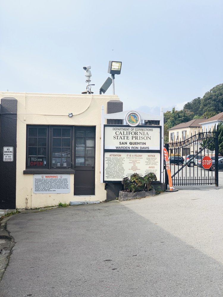 San Quentin State Prison Gift Shop