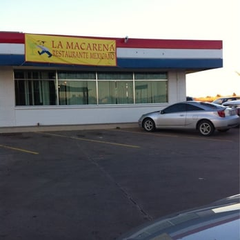 La Macarena Restaurant Perry Ok