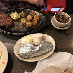 Photo Of Gl Lounge Restaurant Harrisburg Pa United States Scallops Over